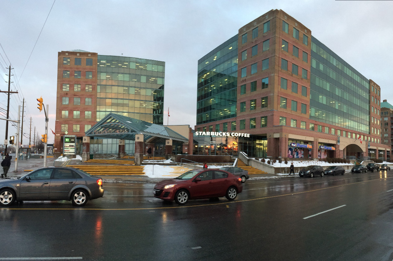 1600 Scott Street, Ottawa, Ontario