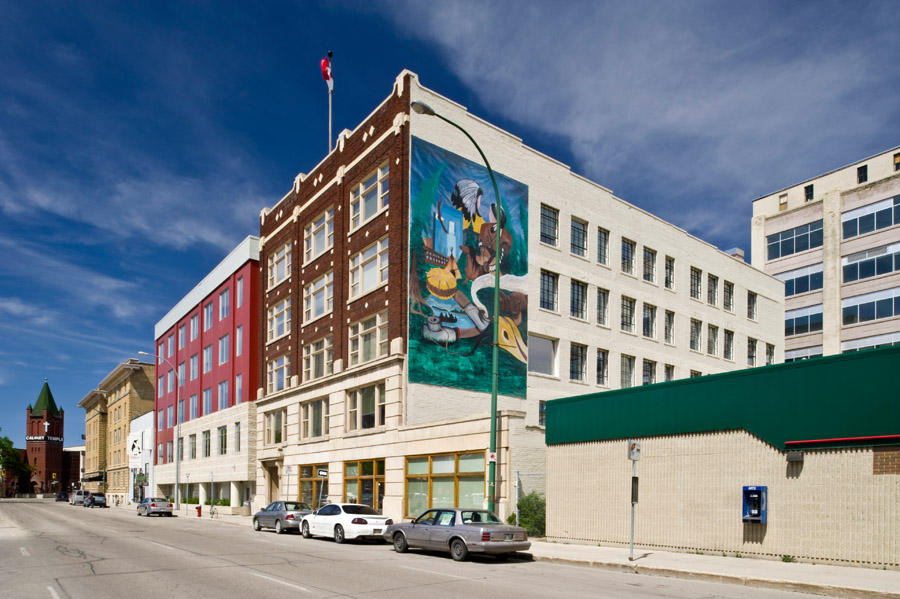361-365 Hargrave Street, Winnipeg, Manitoba