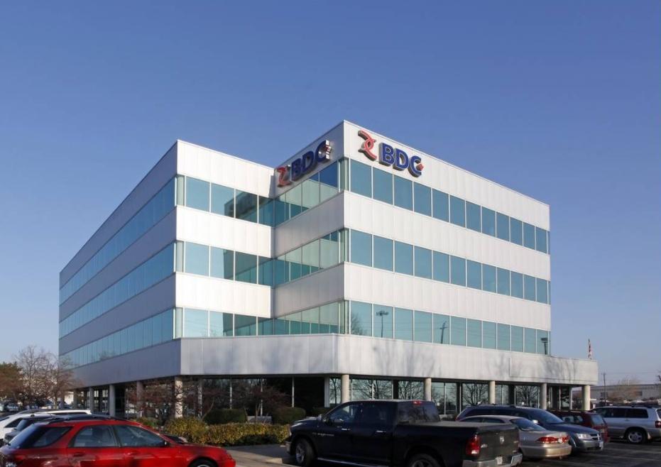 4145 North Service Road, Burlington, Ontario