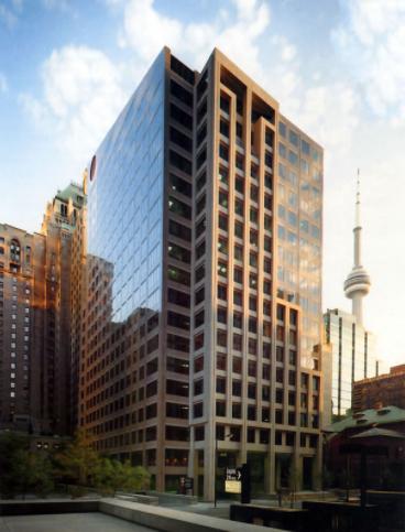 95 rue Wellington Ouest, Toronto, Ontario