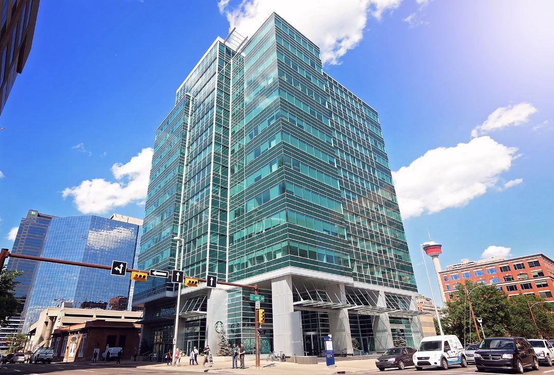 396 11th Avenue SW, Calgary, Alberta