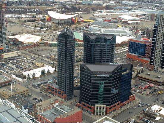 1100 1st Street SE, Calgary, Alberta