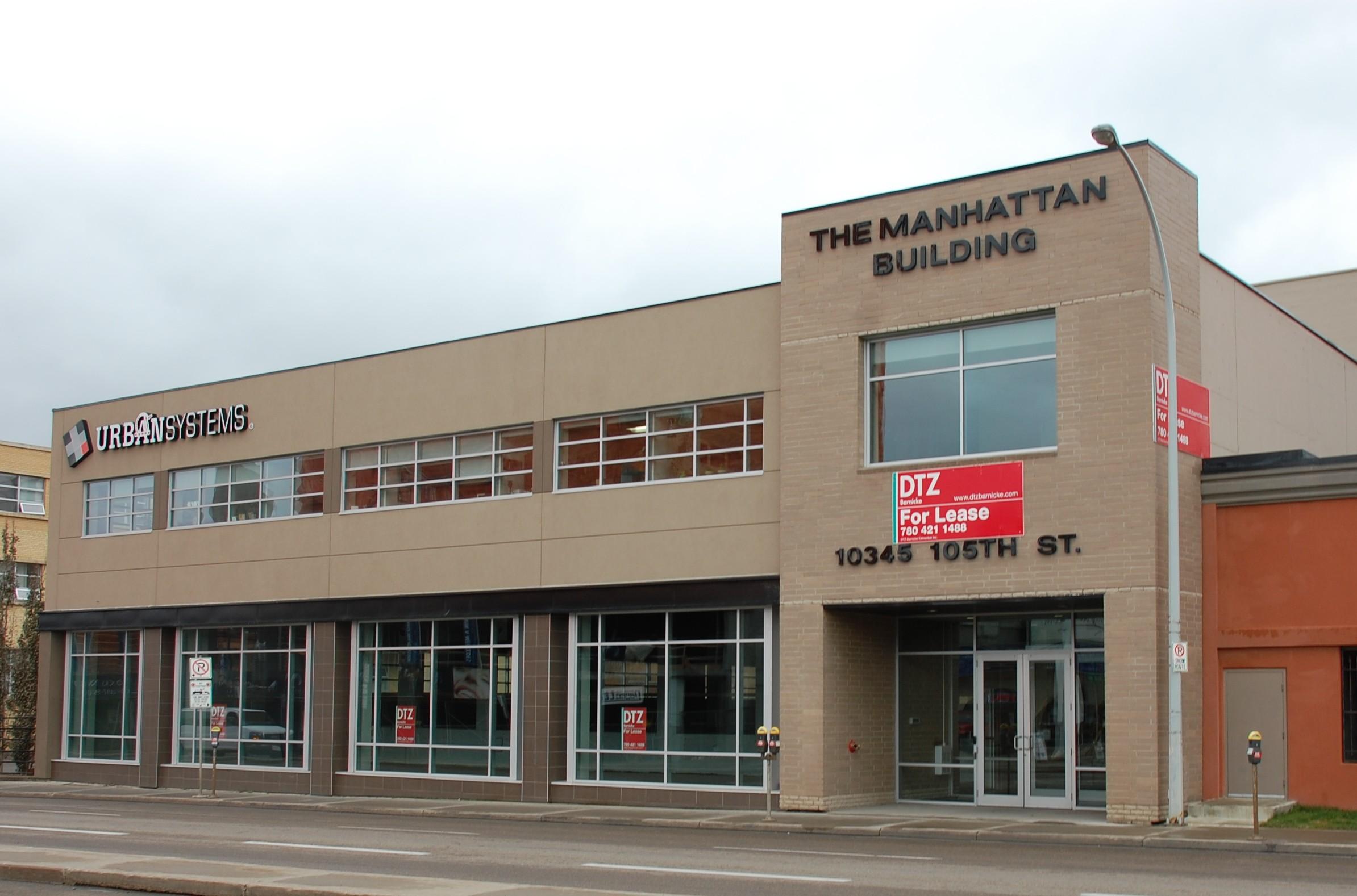 10345 105th Street NW, Edmonton, Alberta