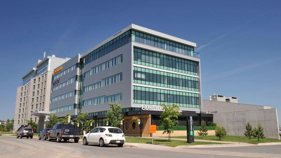 5700 J.B. Michaud Street, Levis, Québec