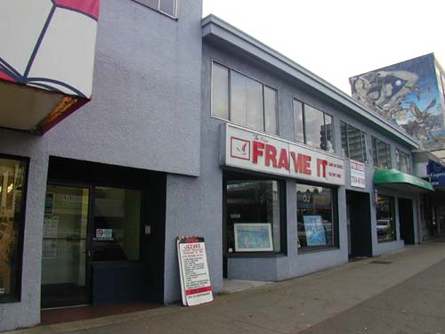 636-640 West Broadway, Vancouver, British Columbia