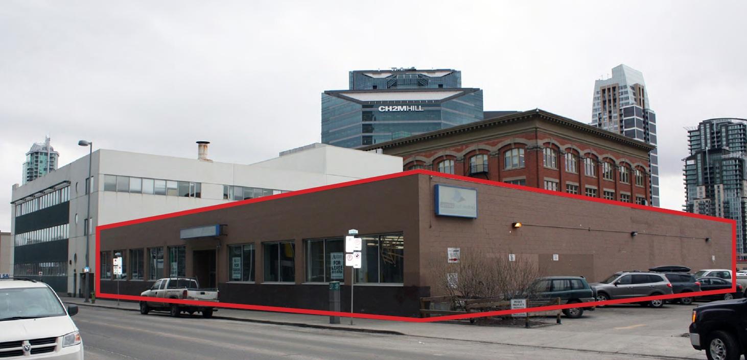 121 10th Avenue SE, Calgary, Alberta
