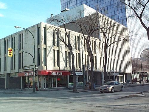 379 Broadway, Winnipeg, Manitoba