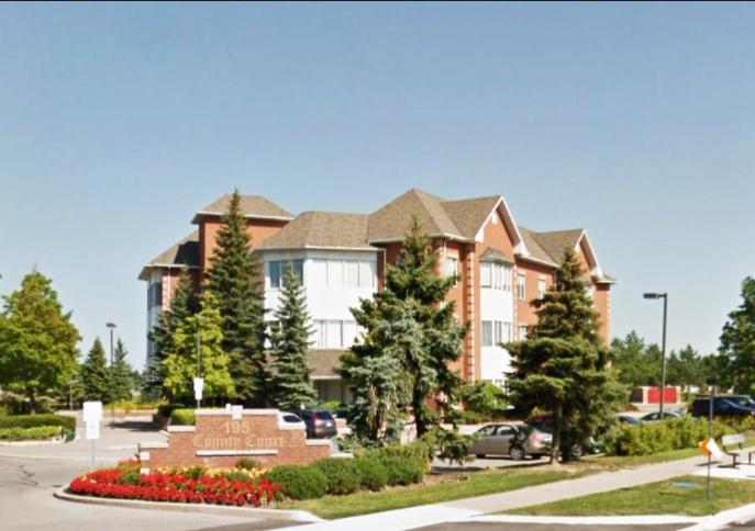 195 County Court Boulevard, Brampton, Ontario