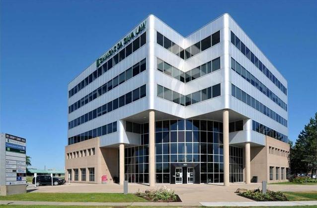 201 County Court Boulevard, Brampton, Ontario