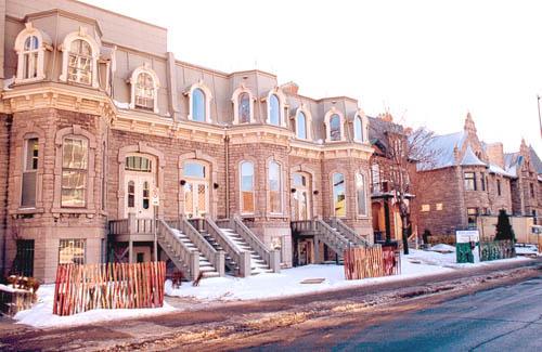 437-475 Grande Allée Street East, Quebec City, Québec