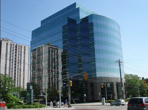 110 Sheppard Avenue East, North York, Ontario