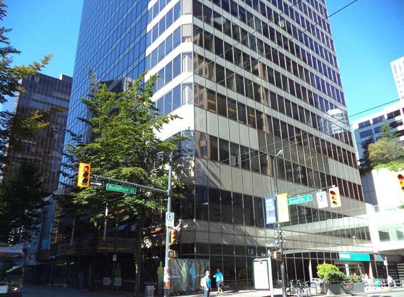 609 Granville Street, Vancouver, British Columbia
