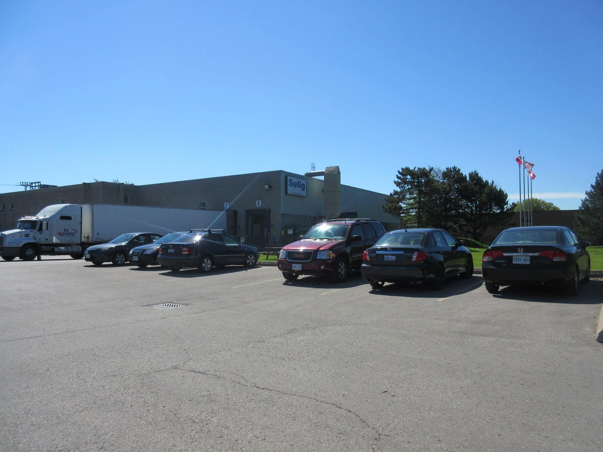 125-145 Edward Street, Aurora, Ontario