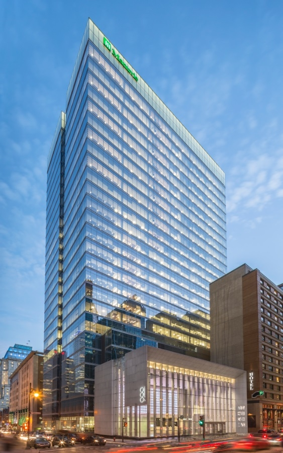 900 boulevard de Maisonneuve Ouest, Montreal, Québec