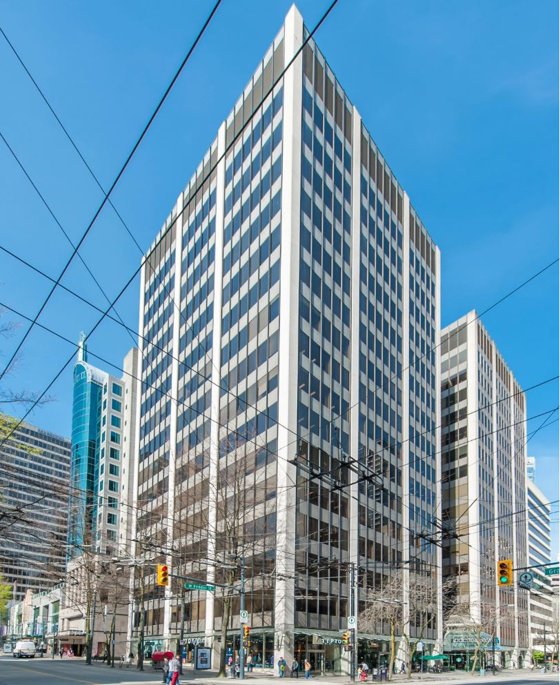 700 West Pender Street, Vancouver, British Columbia