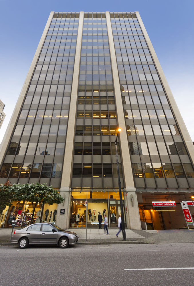 750 West Pender Street, Vancouver, British Columbia