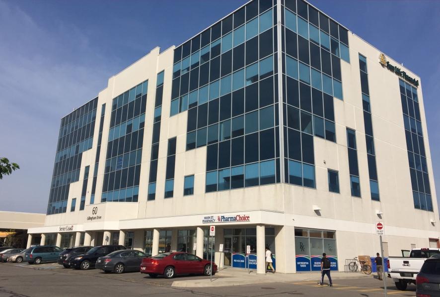 60 Gillingham Drive, Brampton, Ontario