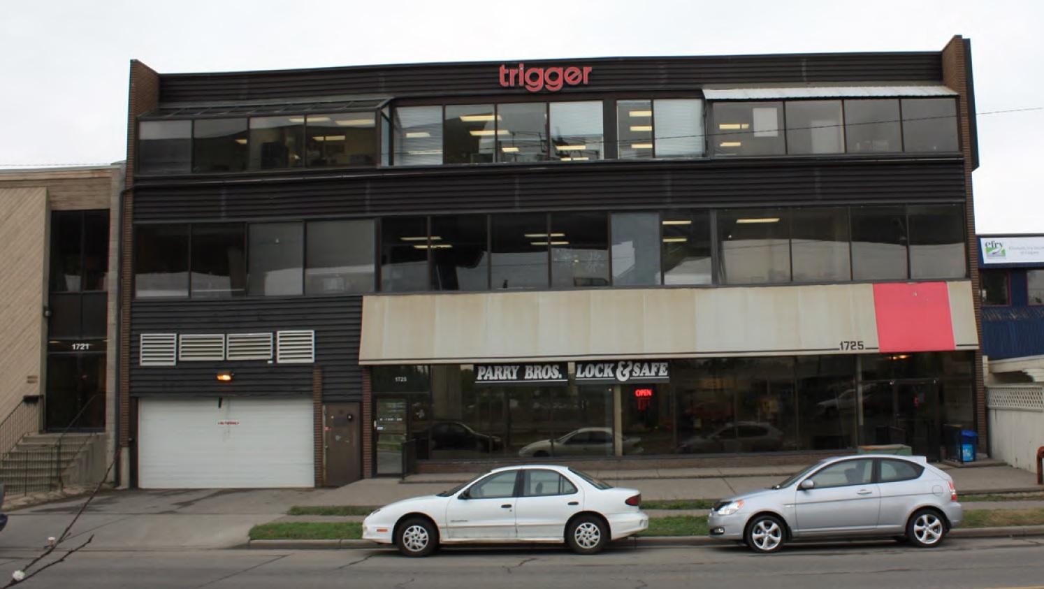 1725 10th Avenue SW, Calgary, Alberta