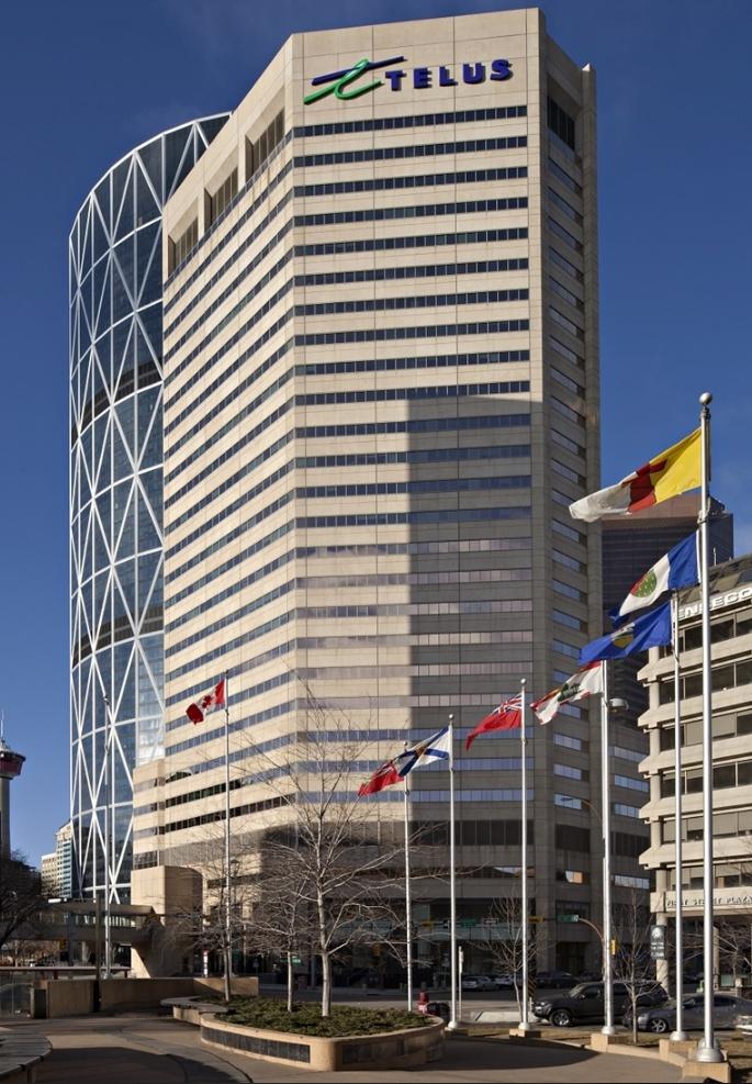 411 1st Street SE, Calgary, Alberta
