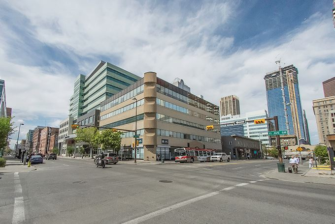 1011 1st Street SW, Calgary, Alberta