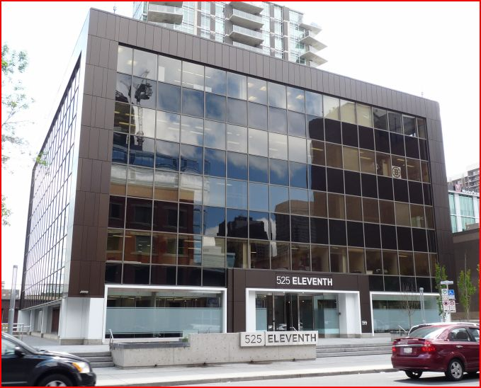 525 11th Avenue SW, Calgary, Alberta