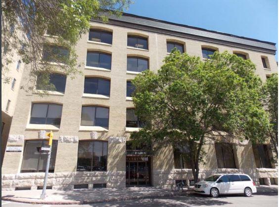 93 avenue Lombard, Winnipeg, Manitoba