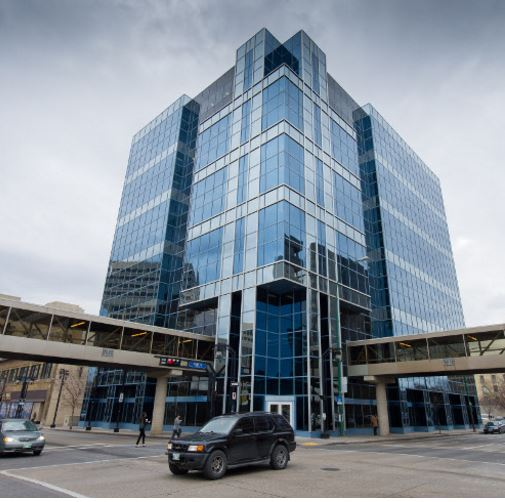 200 rue Graham, Winnipeg, Manitoba