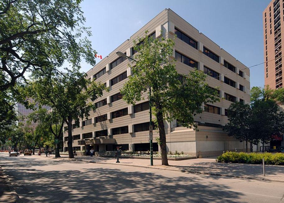 325 Broadway, Winnipeg, Manitoba