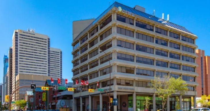 138 4th Avenue SE, Calgary, Alberta