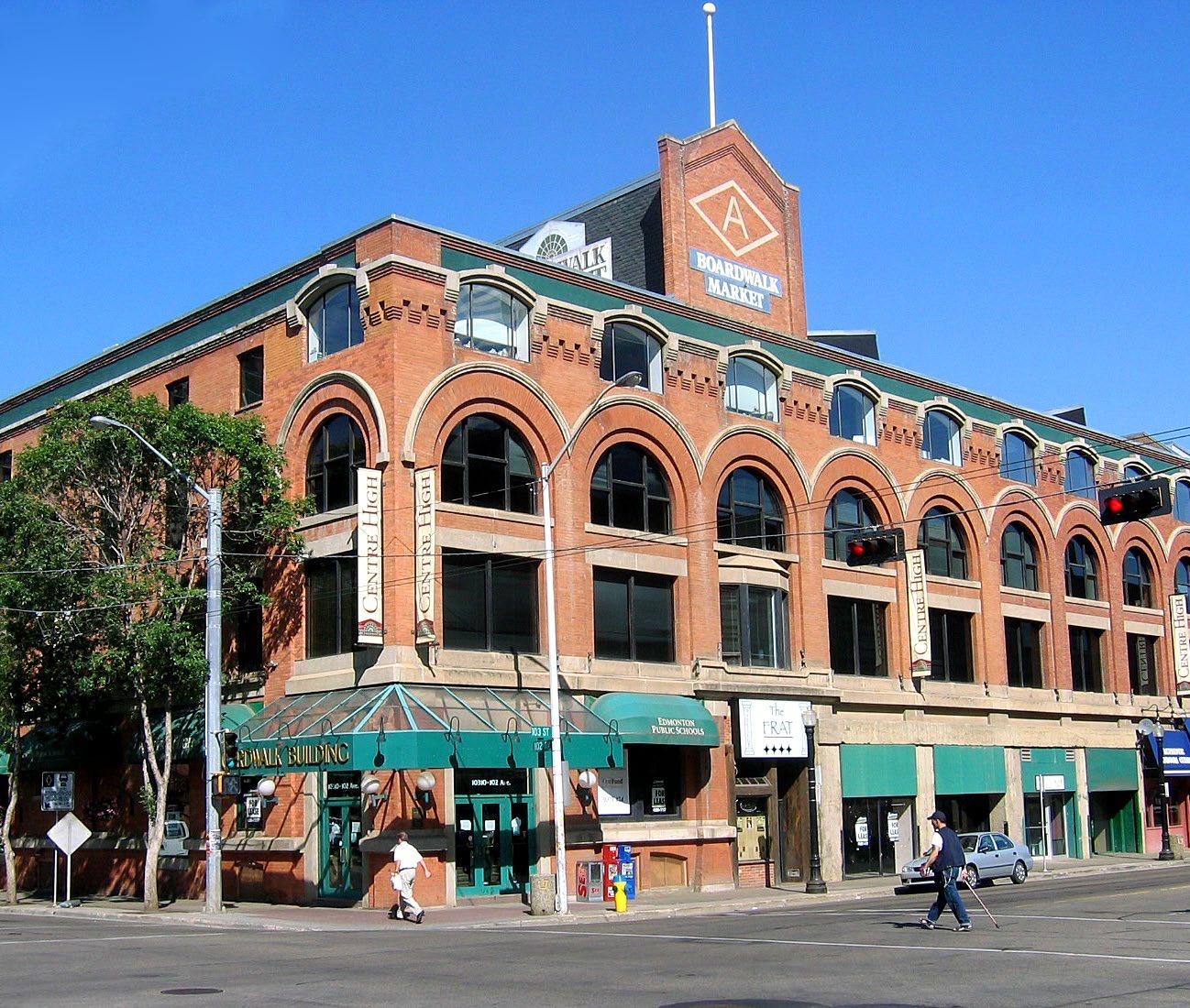 10310-10320 102nd Avenue NW, Edmonton, Alberta