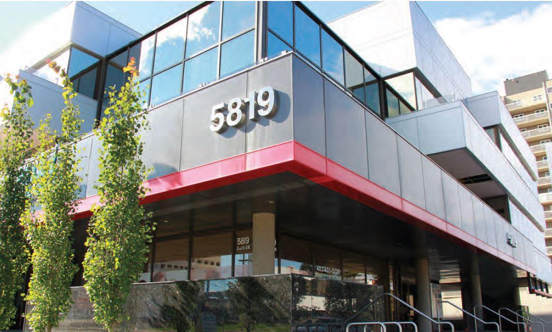 5819 2nd Street SW, Calgary, Alberta