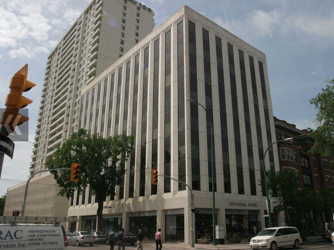 310 Broadway, Winnipeg, Manitoba