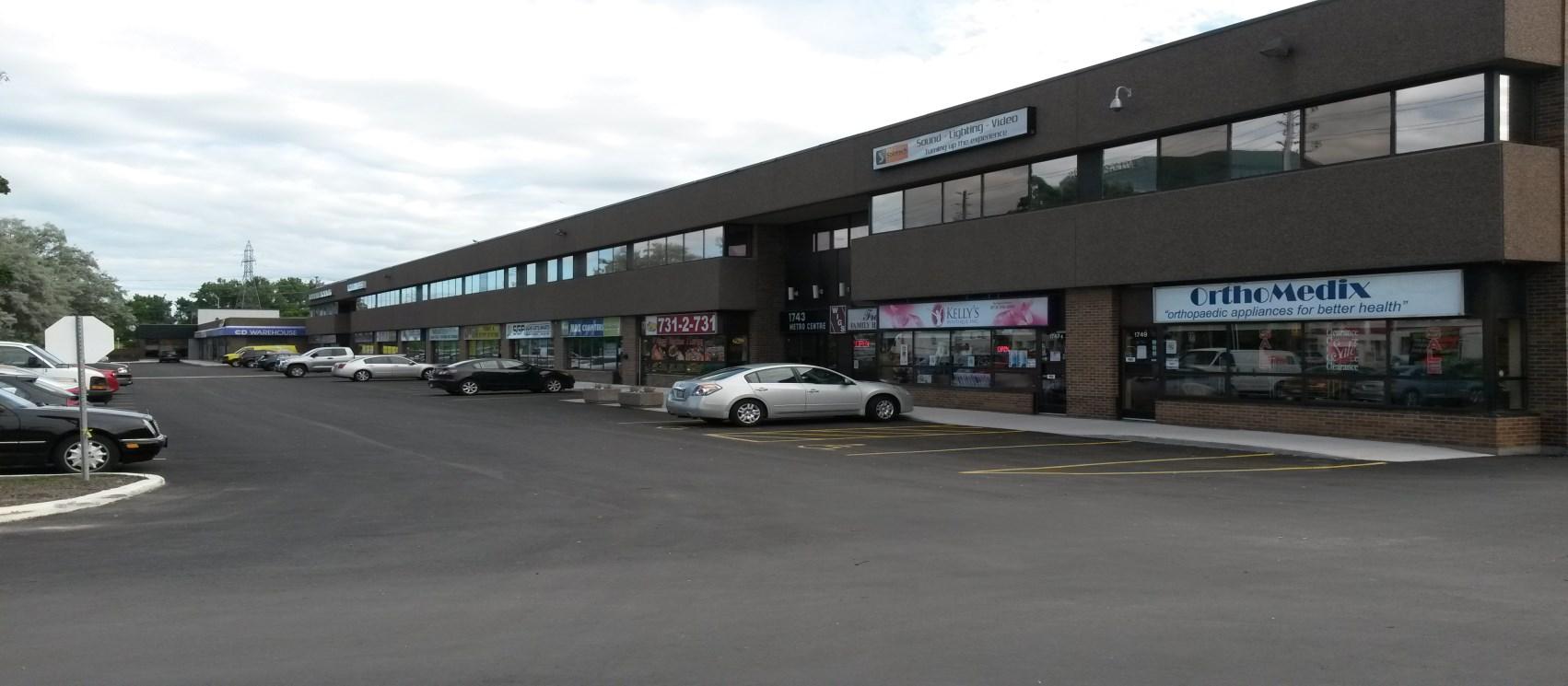 1705-1749 St Laurent Boulevard, Ottawa, Ontario