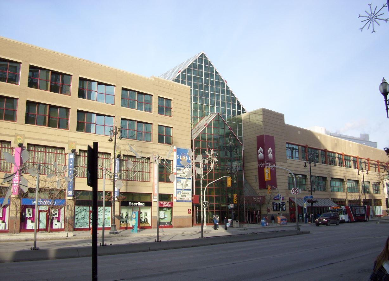 393 Portage Avenue, Winnipeg, Manitoba