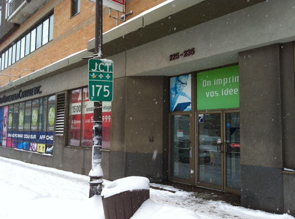 225-235 boulevard Charest Est, Québec (ville), Québec