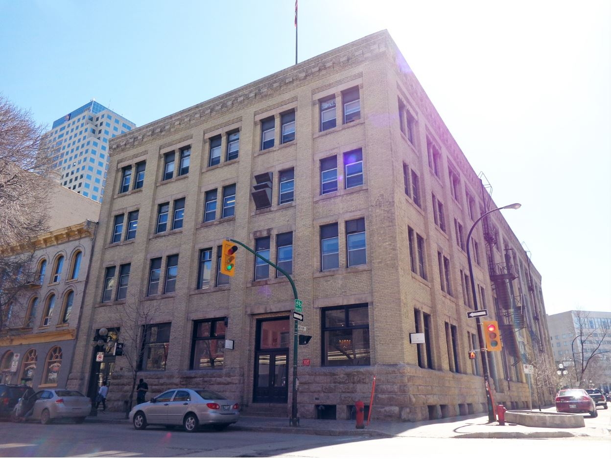 250 avenue McDermot, Winnipeg, Manitoba