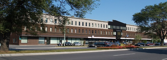 7067-7085 rue Beaubien Est, Anjou, Québec