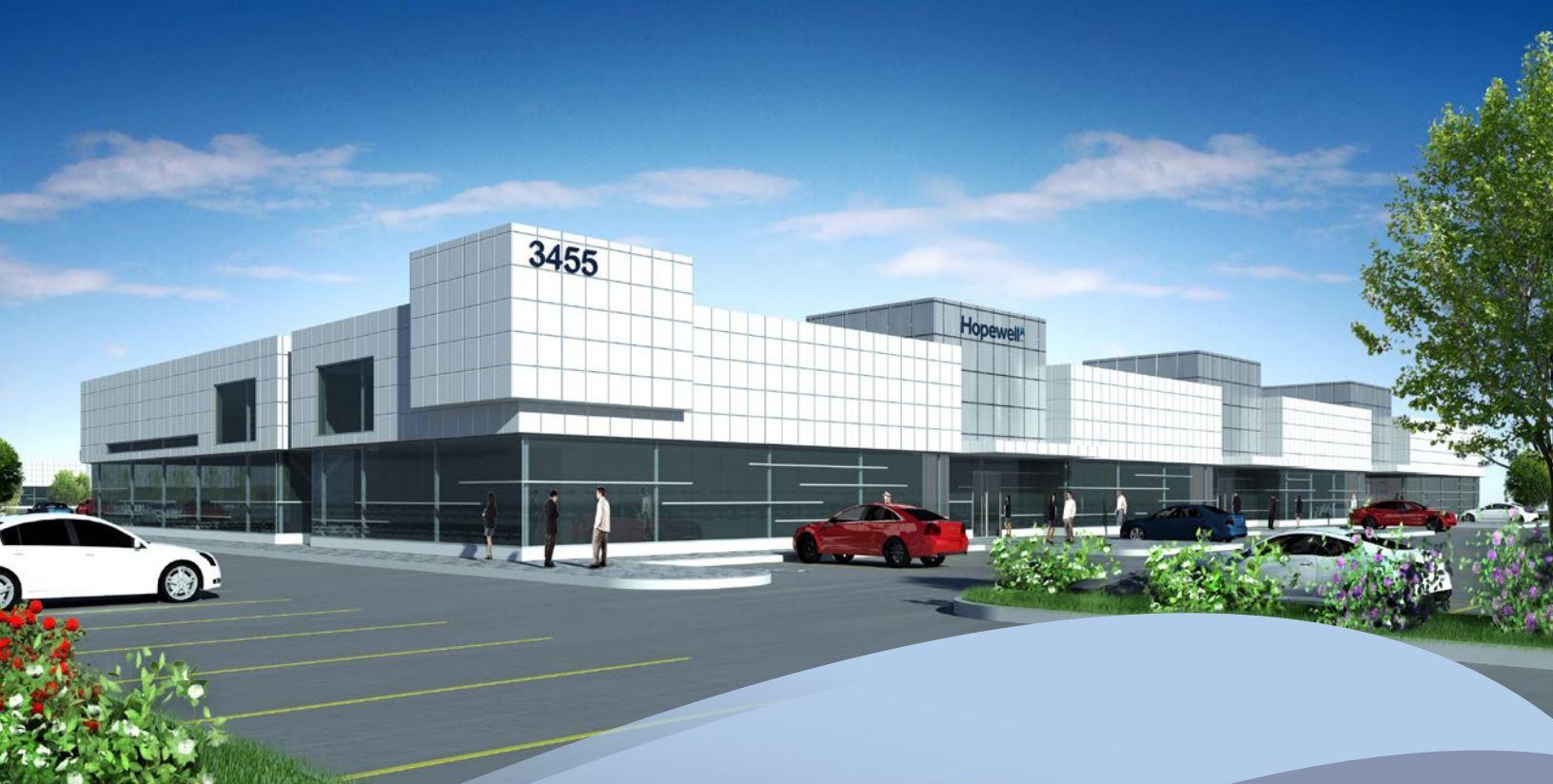 3455 North Service Road, Burlington, Ontario