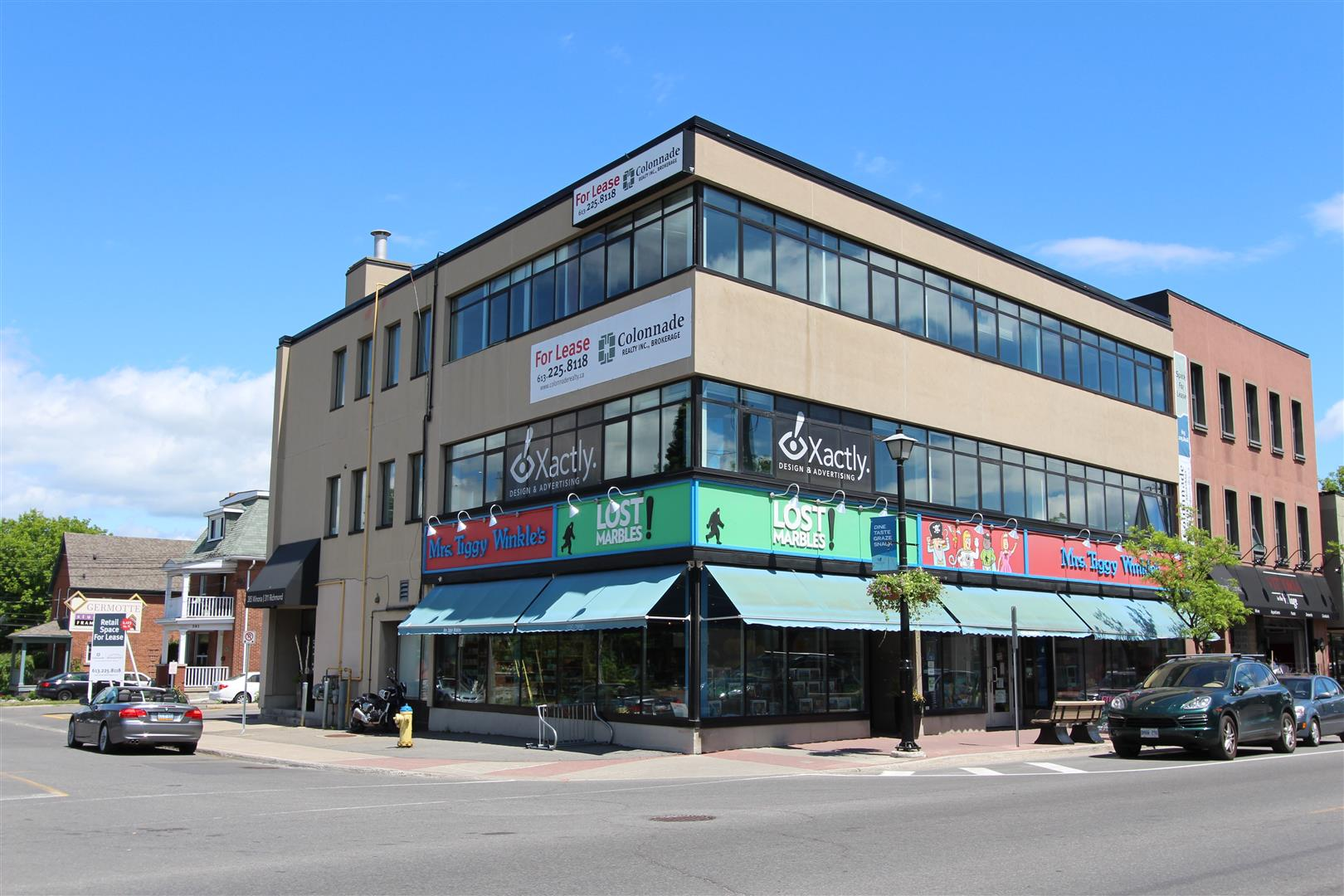 277-315 Richmond Road, Ottawa, Ontario