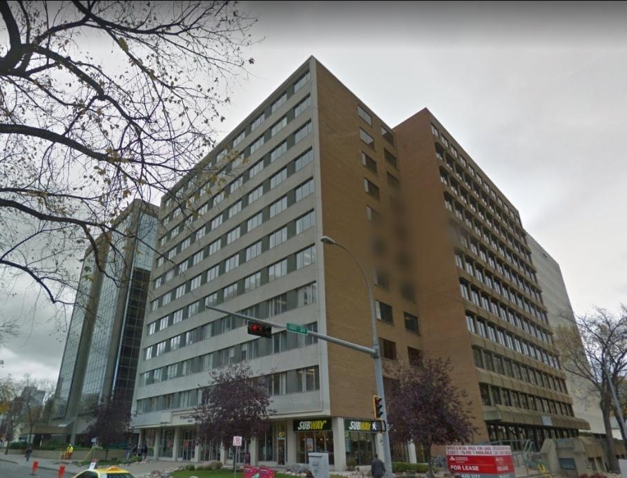 10621 100th Avenue, Edmonton, Alberta