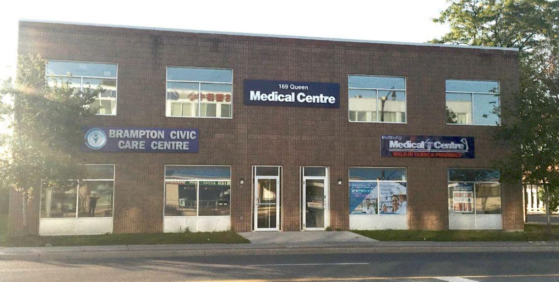 169 Queen Street East, Brampton, Ontario