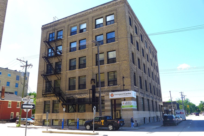332 Bannatyne Avenue, Winnipeg, Manitoba