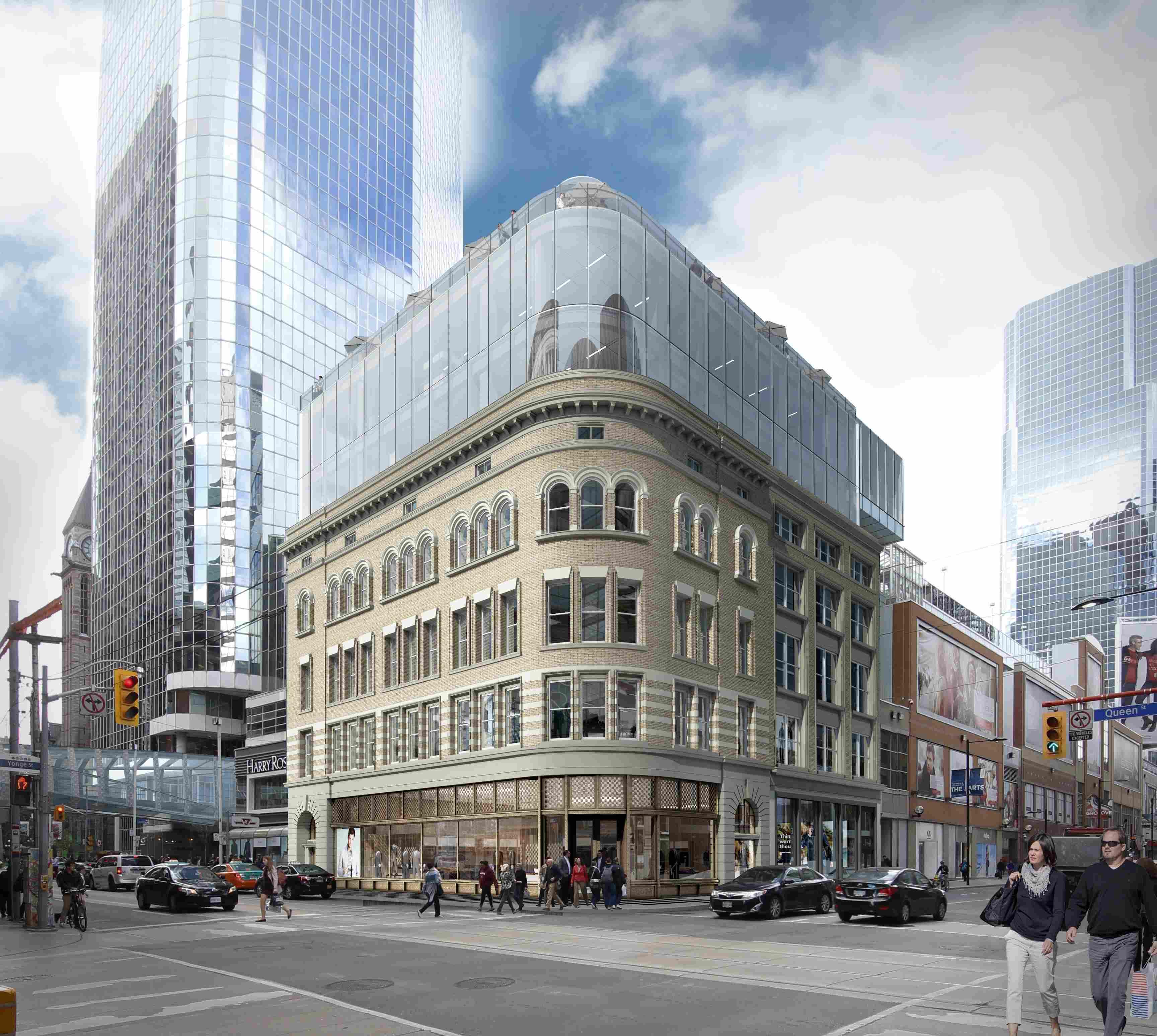 2 rue Queen Ouest, Toronto, Ontario