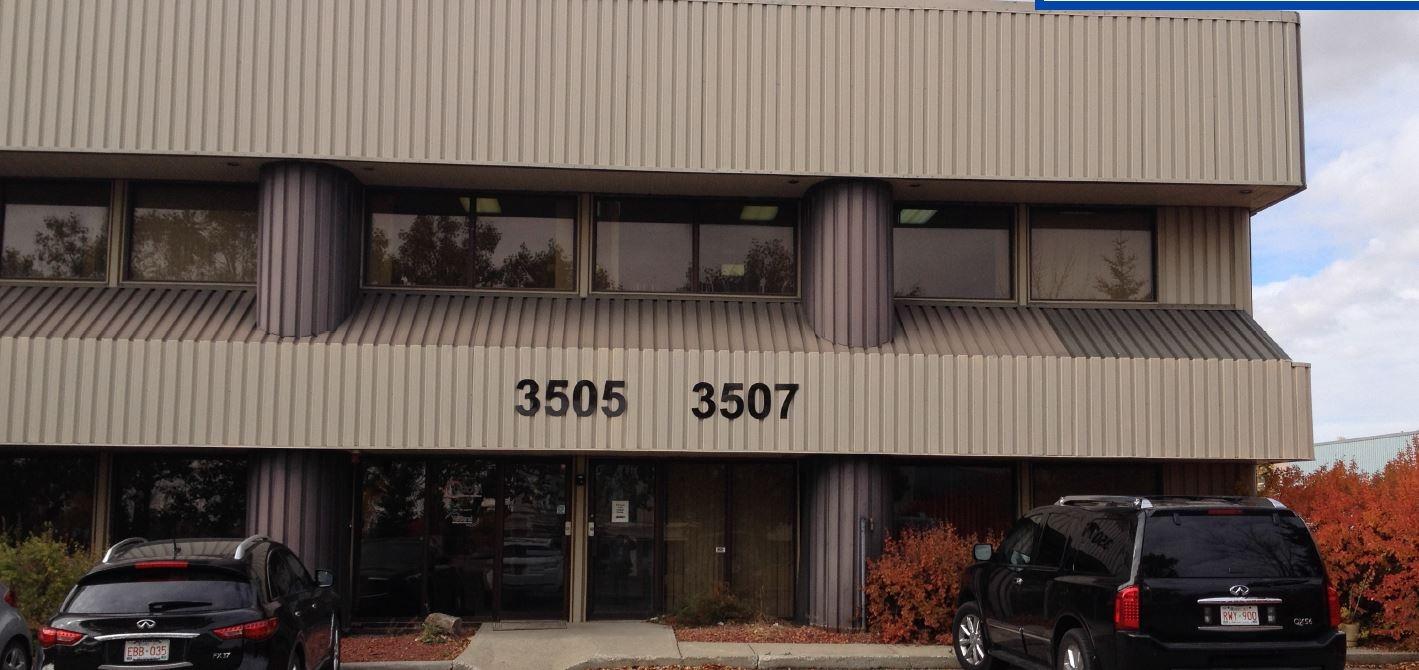 3501-3507 rue 29th Nord-Est, Calgary, Alberta