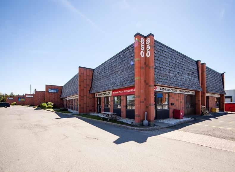 850 Industrial Avenue, Ottawa, Ontario