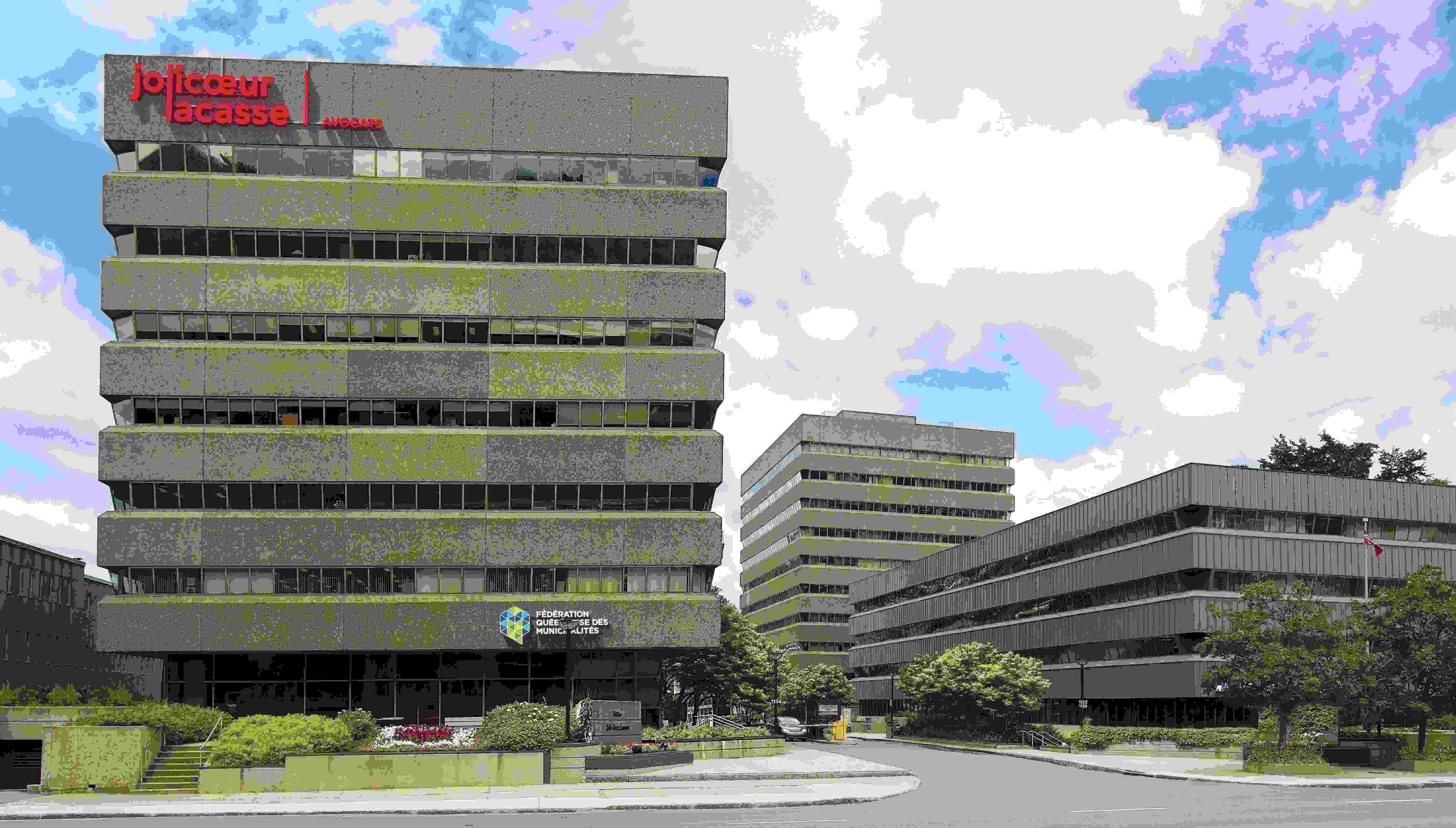 1122-1134 Grande Allée West, Quebec City, Québec