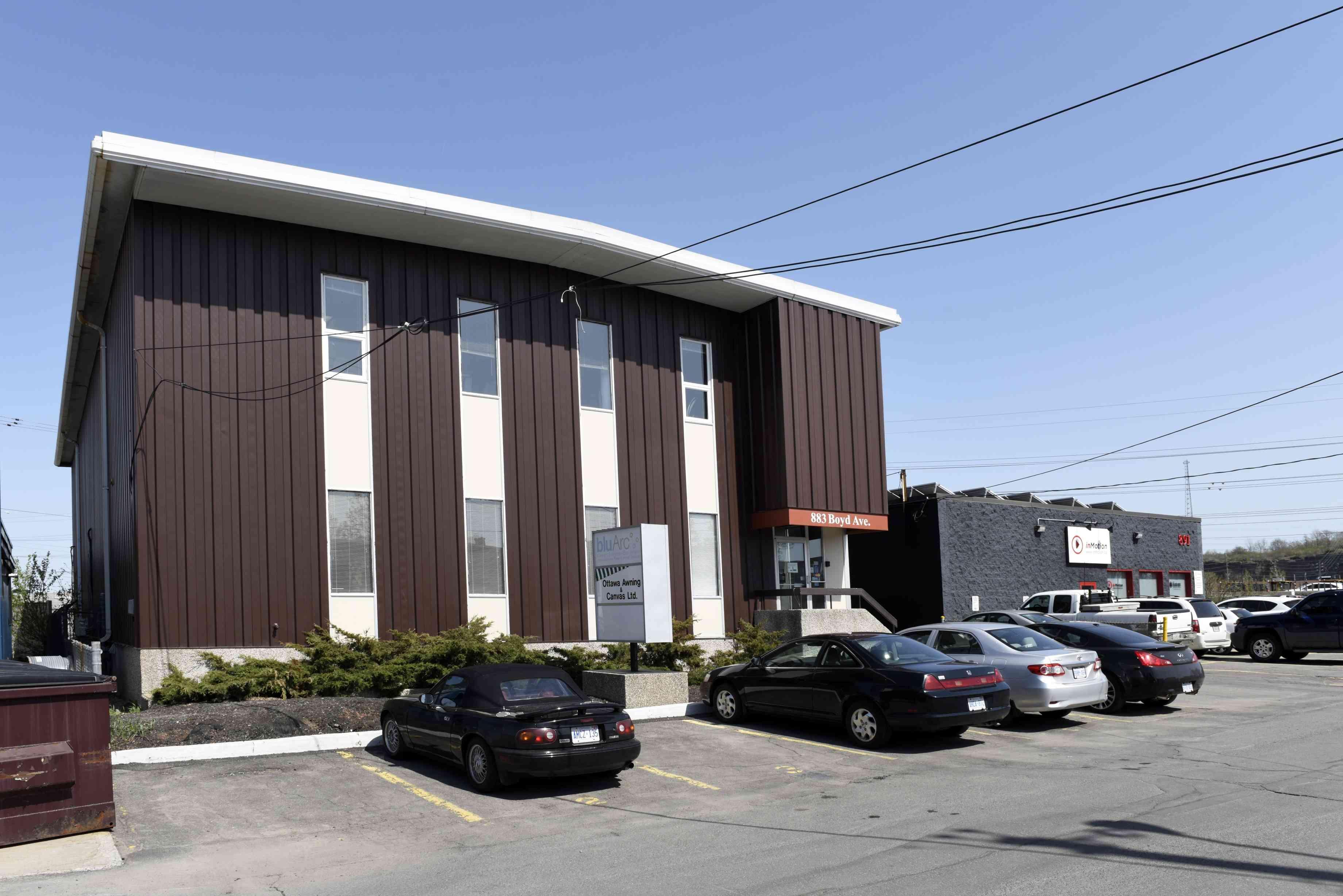 883-891 avenue Boyd, Ottawa, Ontario