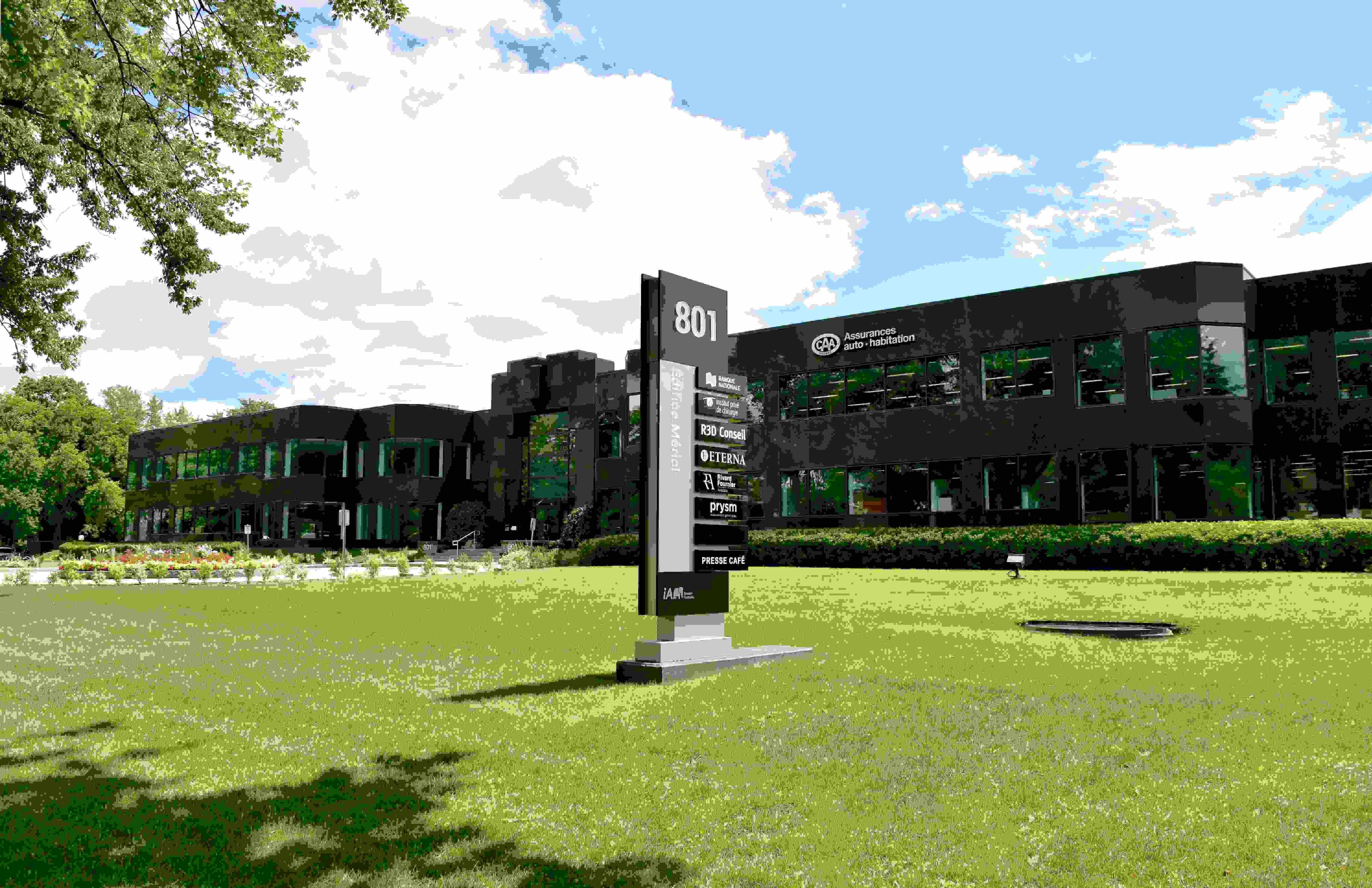 801 Grande Allée West, Quebec City, Québec