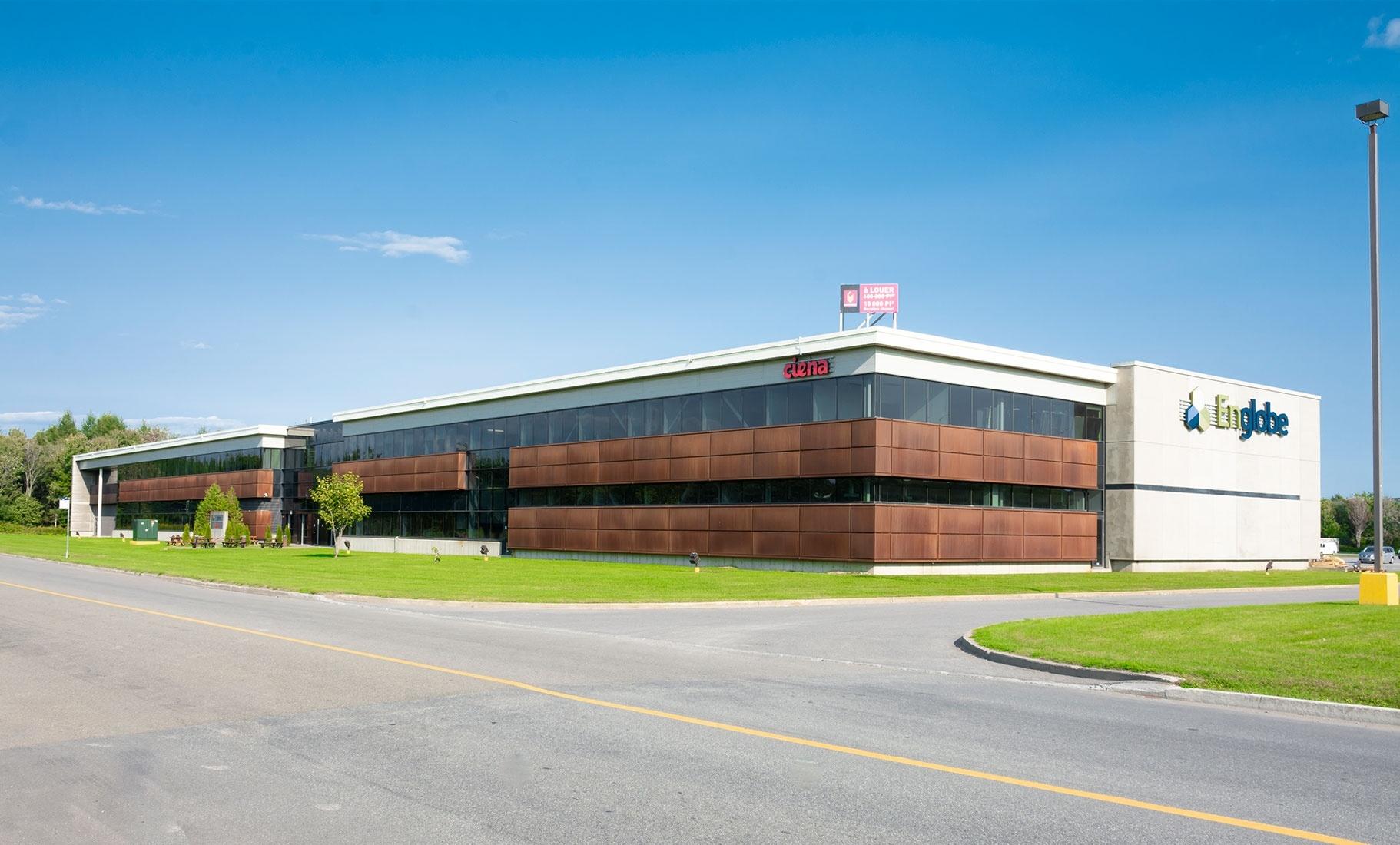 505 du Parc-Technologique Boulevard, Quebec City, Québec