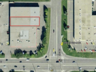 3309-3331 rue 19th Nord-Est, Calgary, Alberta